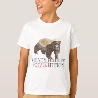 Honey Badger Revolution T-Shirt