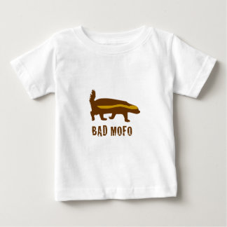 Honey Badger Search - Bad MF Baby T-Shirt