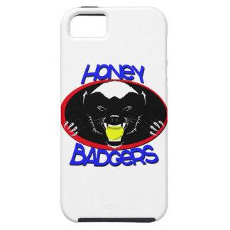 Honey Badger Softball Iphone 5 iPhone SE/5/5s Case