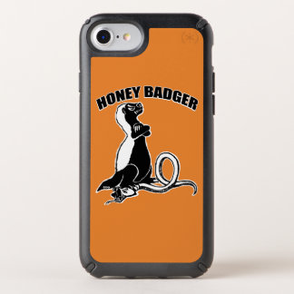 Honey badger speck iPhone case