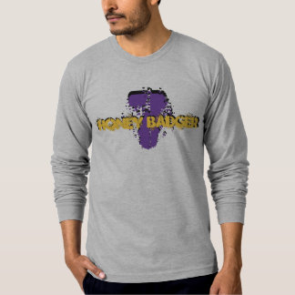 Honey Badger tee shirt