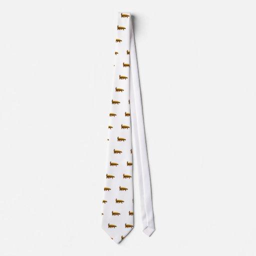 honey badger tie