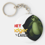 Honey Badger Who cares? Key Chains