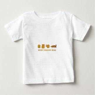 Honey Badger Wins - (Vintage) Baby T-Shirt