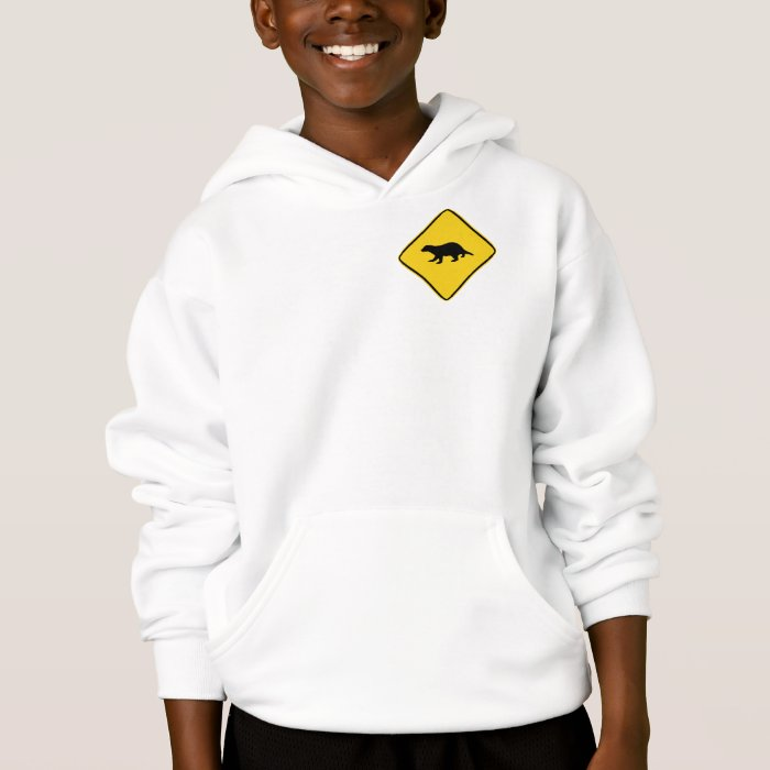 Honey Badger XING Hoodie