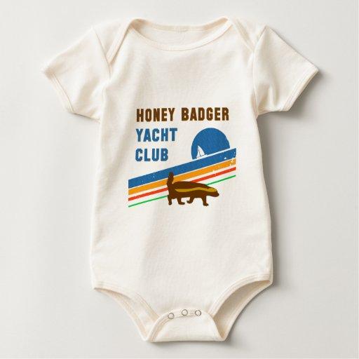 honey badger yacht club creeper