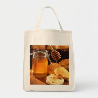 Honey Canvas Bags
