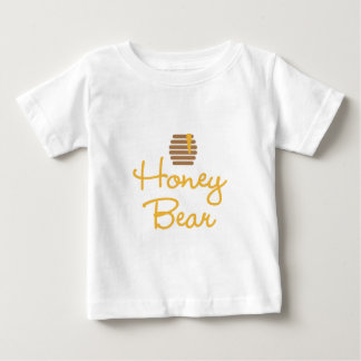 Honey Bear Baby T-Shirt