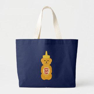 Honey Bear Canvas Bags