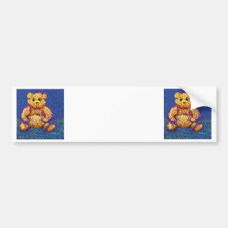 "Honey Bear ""Bears, Bears, Bears"" Bumper Sticker"