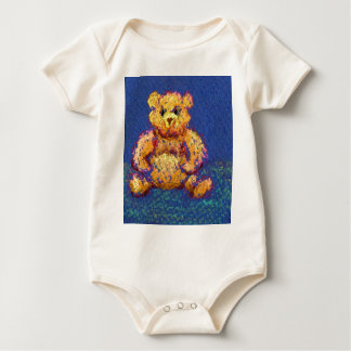 "Honey Bear ""Bears, Bears, Bears"" Baby Bodysuit"