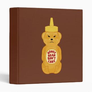 Honey Bear Binder