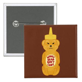 Honey Bear Buttons