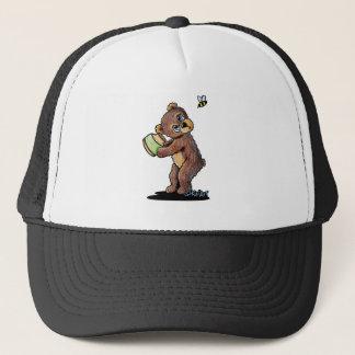 Honey Bear Cap