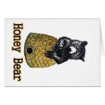 honey bear cards