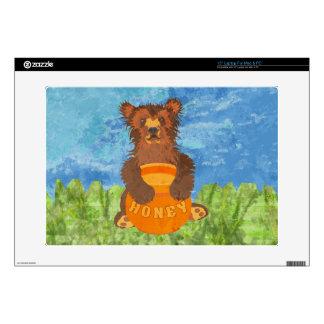 Honey Bear Decals For Laptops