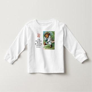 Honey Bear Harry - Letter H - Vintage Teddy Bear Toddler T-shirt