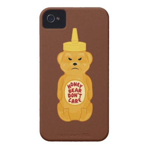 Honey Bear iPhone 4 Cases