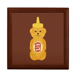 Honey Bear Keepsake Box