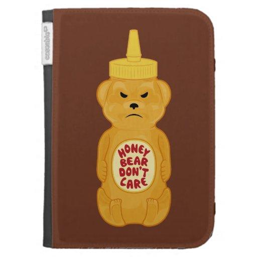 Honey Bear Kindle Cases
