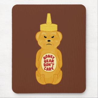 Honey Bear Mouse Pad