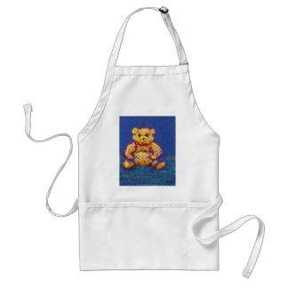 Honey Bear Teddy Bear CricketDiane Cute Bears Adult Apron