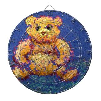 Honey Bear Teddy Bear CricketDiane Cute Bears Dartboard With Darts