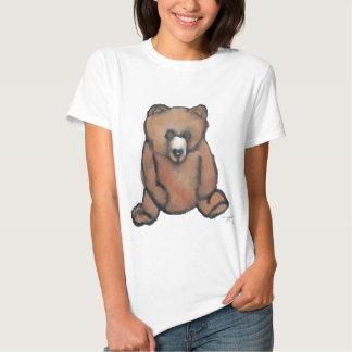 Honey Bear Thinking - CricketDiane Designer Stuff T-Shirt