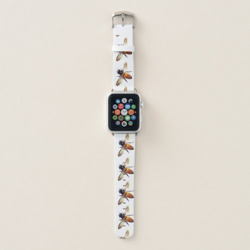 Honey Bee Apple Watch Band