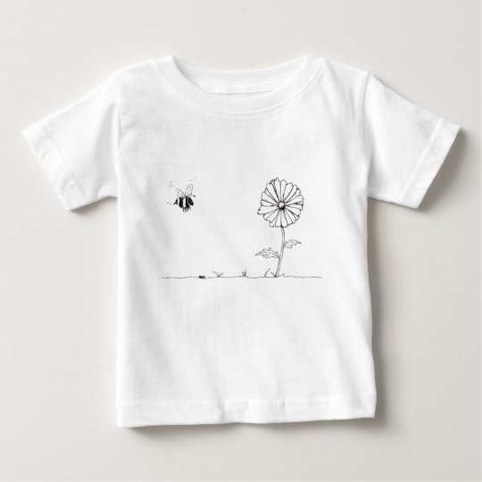 Honey Bee Baby T-Shirt