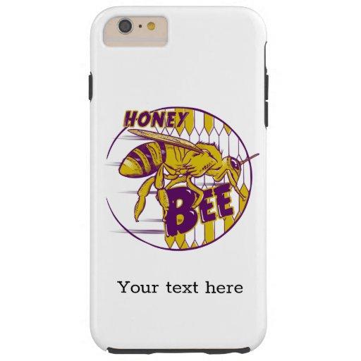 Honey Bee Beehive Tough iPhone 6 Plus Case