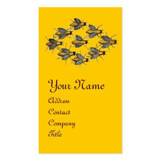HONEY BEE ,BEEKEEPER /beekeeping supplies Business Card