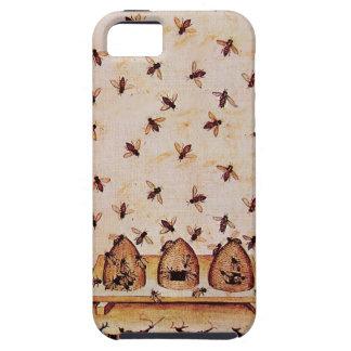 HONEY BEE ,BEEKEEPER iPhone SE/5/5s CASE