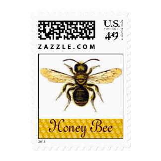 HONEY BEE ,BEEKEEPER POSTAGE STAMPS