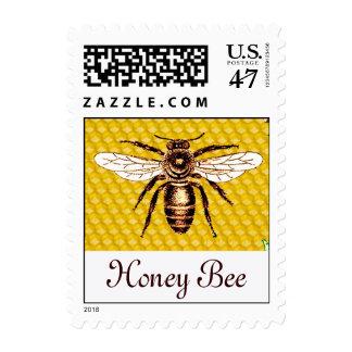 HONEY BEE ,BEEKEEPER POSTAGE