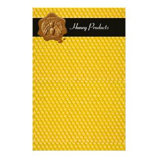HONEY BEE ,BEEKEEPER STATIONERY