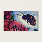 Honey Bee Beekeepers Business Contact Card Product