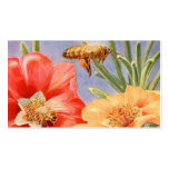 Honey Bee Beekeepers Business Contact Card Product Business Card