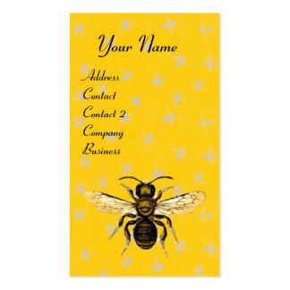 HONEY BEE ,BEEKEEPING,BEEKEEPER BUSINESS CARD