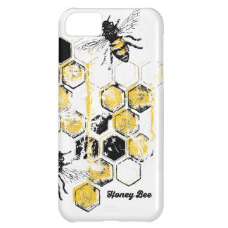 Honey Bee iPhone 5C Cover
