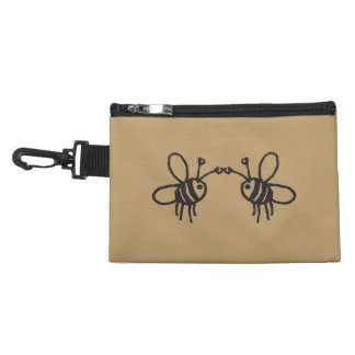 Honey Bee_Clip on accessory Accessories Bags