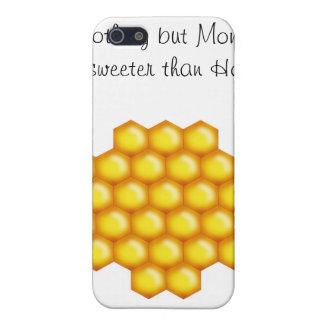 honey bee comb iPhone SE/5/5s case