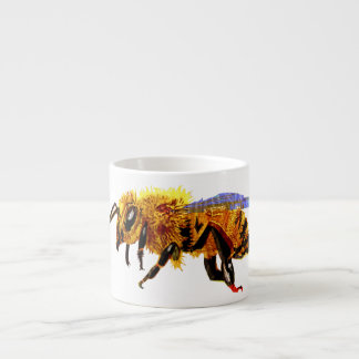 Honey Bee Espresso Cup