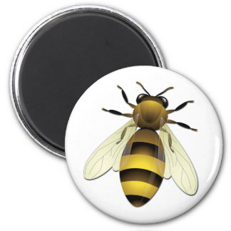 Honey Bee Fridge Magnets