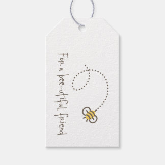 Honey Bee Gift Tags