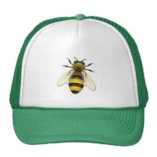 Honey Bee Mesh Hats