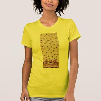 HONEY BEE HIVE,BEES,BEEKEEPER, Beekeeping T-Shirt