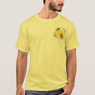Honey Bee Honey Seller Beekeeper Apiarist Custom T-Shirt