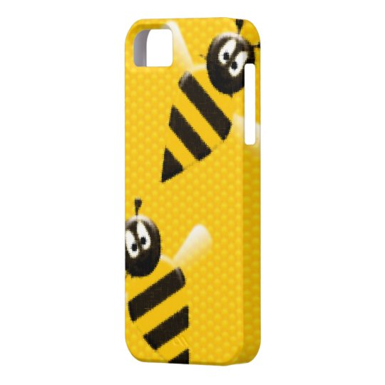 HONEY BEE iPhone SE/5/5s CASE