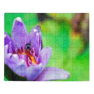 Honey Bee Jigsaw Puzzle